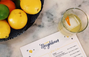 Crafty Cocktails - Good Neighbour