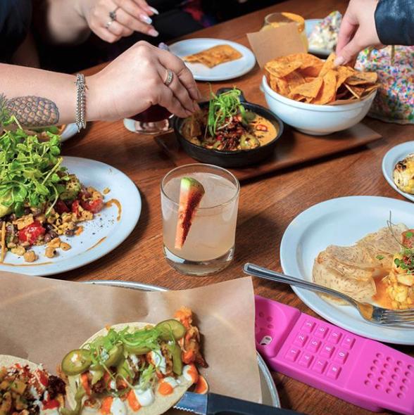 Toronto Tacos - La Carnita
