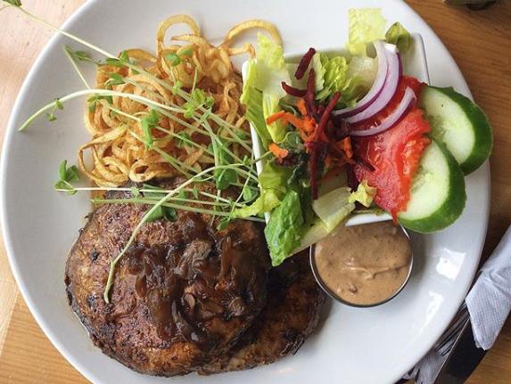 Plant Matter Kitchen London - Vegetarian