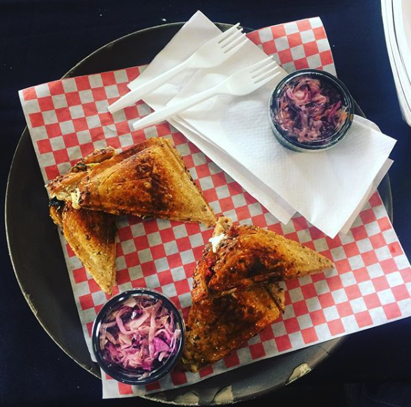 Tuck Shop Kitchen - Grilled Cheese